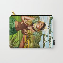Pineapple Express Airlines Carry-All Pouch