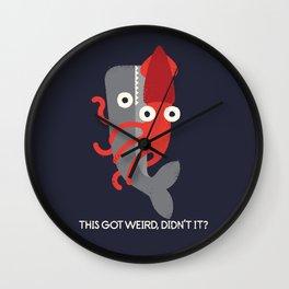 Embrace It Wall Clock