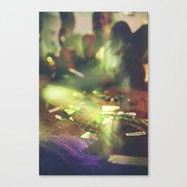 Absout Blur Canvas Print