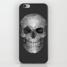 Polygons Skull iPhone & iPod Skin