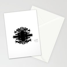 A Template for Your Imagination Stationery Cards