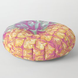 I Adore You, Pineapple Floor Pillow