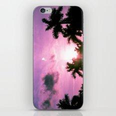 PINK(skies) iPhone Skin