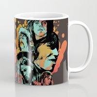 floyd Mugs featuring Pink Floyd Tribute by RJ Artworks