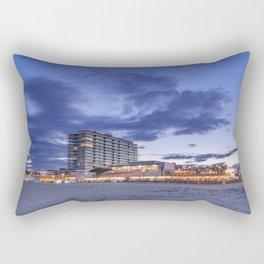 Asbury Sunset Rectangular Pillow