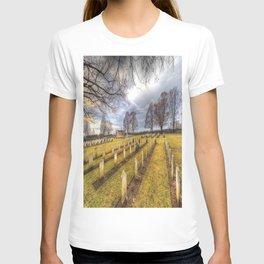 World War 2 War Graves Budapest T-shirt