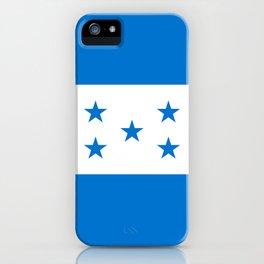 Flag: Honduras iPhone Case