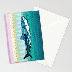 Paralleloshark Stationery Cards