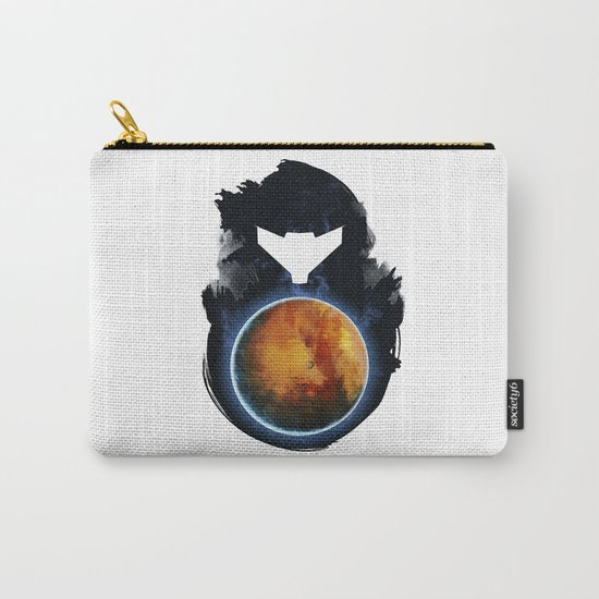 Metroid Prime Carry-All Pouch