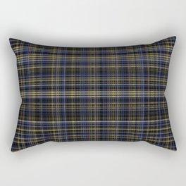 J.G.K TARTAN Rectangular Pillow