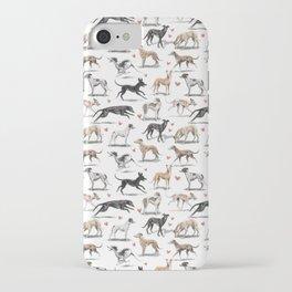 The Greyhound iPhone Case