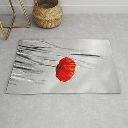 Poppy Red 070 Rug