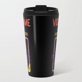 Video Game Travel Mug