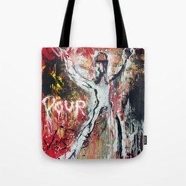 Pour Vous Tote Bag