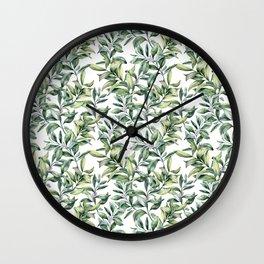 Snowberry Wall Clock