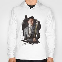 moriarty Hoodies featuring Moriarty by C. Tyler