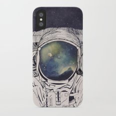 Dreaming Of Space iPhone X Slim Case
