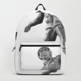 Toy Soldier Backpack