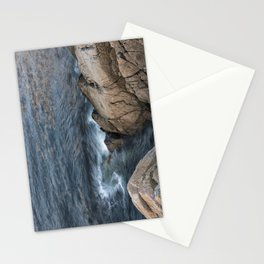 Swirling ocean Stationery Cards