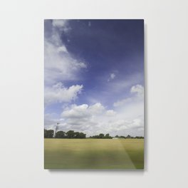 It's all just a crazy blur to me Metal Print
