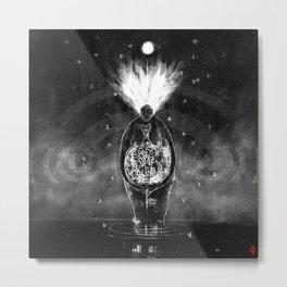 Haelung (Healing) Metal Print