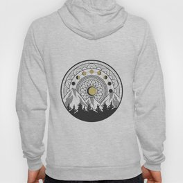 Moon Forest Hoody