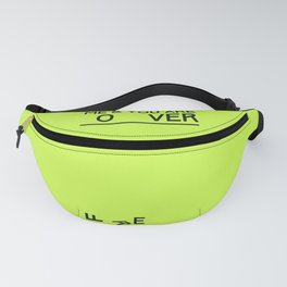 Me & You Fanny Pack