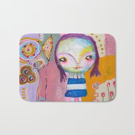Magic Garden Bath Mat