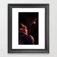 Tal-Vashoth Framed Art Print