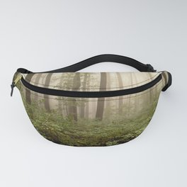 Great Smoky Mountains National Park - Lost In The Forest Fanny Pack