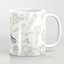 minima - beta bunny / gear Coffee Mug