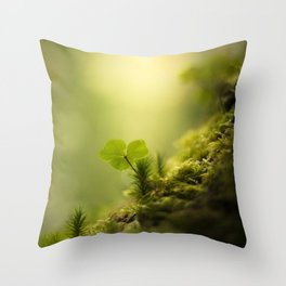 Where Faeries Come To Die Throw Pillow