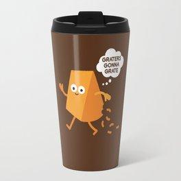 Don't Shred on Me Travel Mug