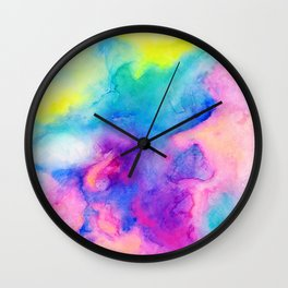 Love and Some Verses Wall Clock