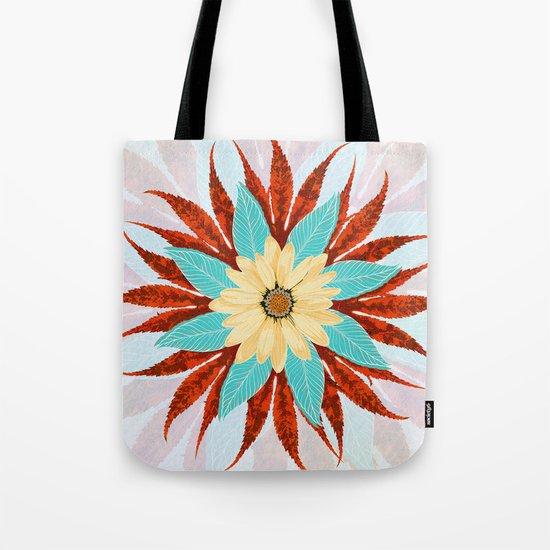 Botany Star Tote Bag