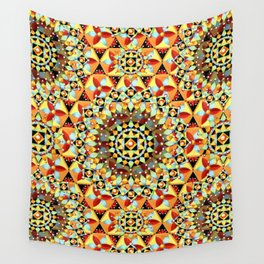 Gothic Revival Bijoux Wall Tapestry