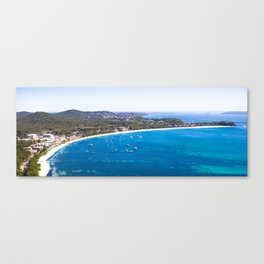 Shoal Bay, NSW, Australia Canvas Print