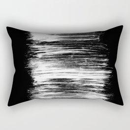 Texture#3 Dry brush Rectangular Pillow