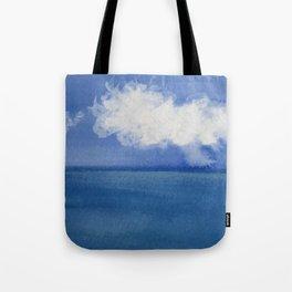 Cape Cod Cloud Sweep Tote Bag
