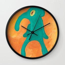 Bold & Brash Wall Clock