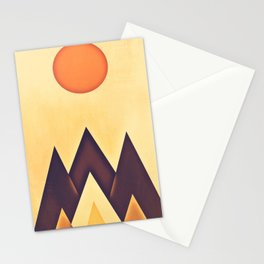 mountain 115 Stationery Cards