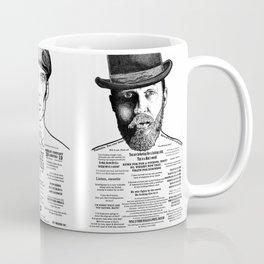 Alfie Solomons Ink'd Series Coffee Mug