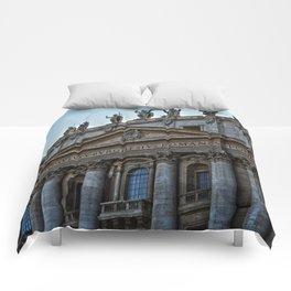 Vatican City Comforters