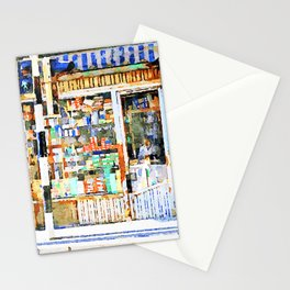 Pharmacy in Aleppo Stationery Cards