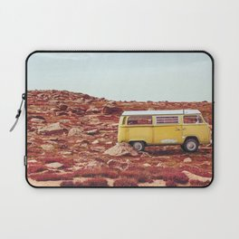 yellow Camper Laptop Sleeve