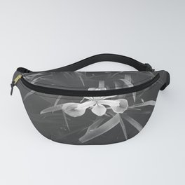 Louisiana wild Iris Fanny Pack