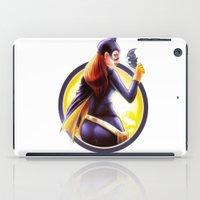 batgirl iPad Cases featuring Batgirl by kcspaghetti