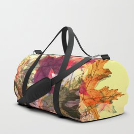 fallen leaves III Duffle Bag