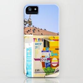 Tel Aviv NonStop City iPhone Case