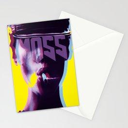 smokin' Moss: iconoclast series Stationery Cards